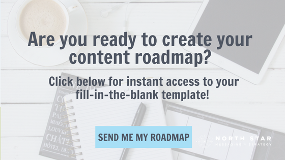 Click to download your free content roadmap!